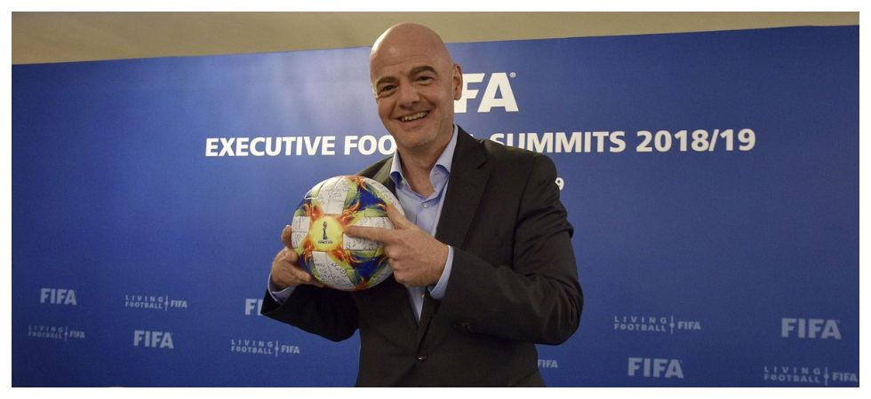 The FIFA World Cup 2022 will be held over 28 days and FIFA are exploring options like Bahrain, Kuwait, Saudi Arabia, Oman and the United Arab Emirates to host some of the games. (Image credit: Twitter)