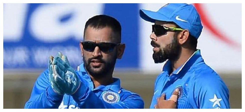 MS Dhoni's tactical acumen and calm presence was missed in the series loss against Australia and Virat Kohli and the Indian team need him more than ever for their ICC Cricket World Cup 2019 chances. (Image credit: Twitter)