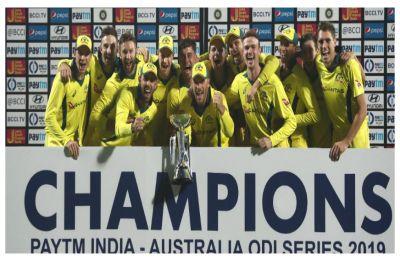 Australia achieve rare slice of history with win over India in Kotla decider