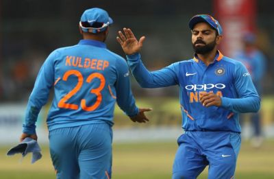 Virat Kohli says Indian cricket team not feeling down after Australia series defeat
