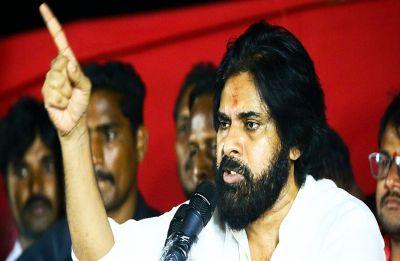 Jana Sena chief Pawan Kalyan to contest from Gajuwaka seat in Andhra Assembly polls