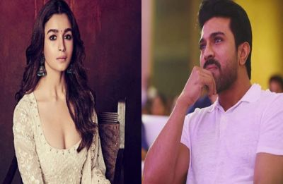 It's CONFIRMED! Alia Bhatt to ROMANCE Ram Charan in SS Rajamouli's RRR