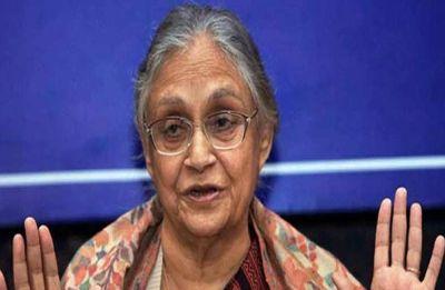 Manmohan Singh not as tough on terrorism as PM Modi, says Sheila Dikshit; clarifies later