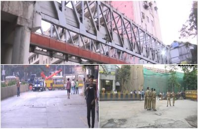 Mumbai foot overbridge collapse LIVE: Maharashtra Chief Minister Devendra Fadnavis visits spot