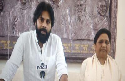 I want to see Mayawati as next Prime Minister, says Pawan Kalyan as BSP, Jana Sena form poll alliance