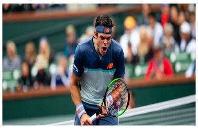 Milos Raonic, Belinda Bencic enter semifinal of Indian Wells tennis event
