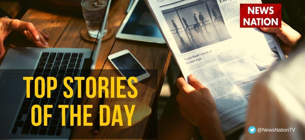 Top stories of March 15, 2019.