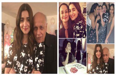 Inside Alia Bhatt's birthday: Ranbir Kapoor, Ayan Mukerji and more visit Kalank actress's Juhu Residence