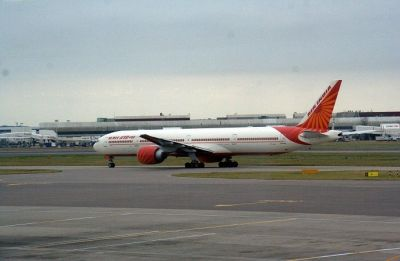 Air India suspends flights to and from Birmingham