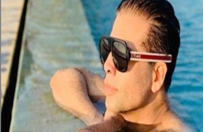 Tweet asks 'Did Karan Johar have a gender malfunction?'; here's what the actor said