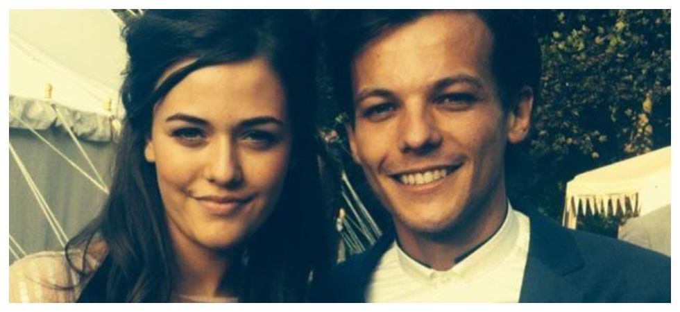 Felicite Tomlinson Twitter: One Direction Singer Louis Tomlinson's Teen Sister