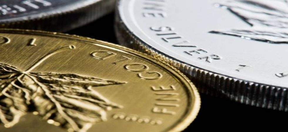 Silver futures up by Rs 318 per kg on firm global cues (file photo)