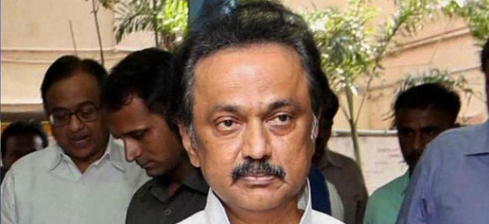On his part, MK Stalin has sent a legal notice to Jayaraman demanding an apology for making slanderous statement against him. (File Photo: PTI)