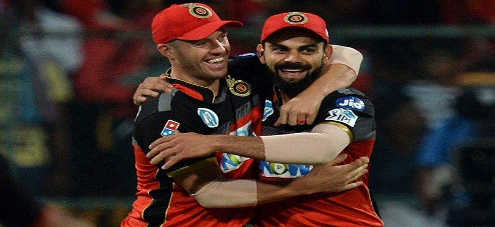 AB de Villiers believes Virat Kohli's fortitude makes him look the best player on the field (Image Credit: Twitter)