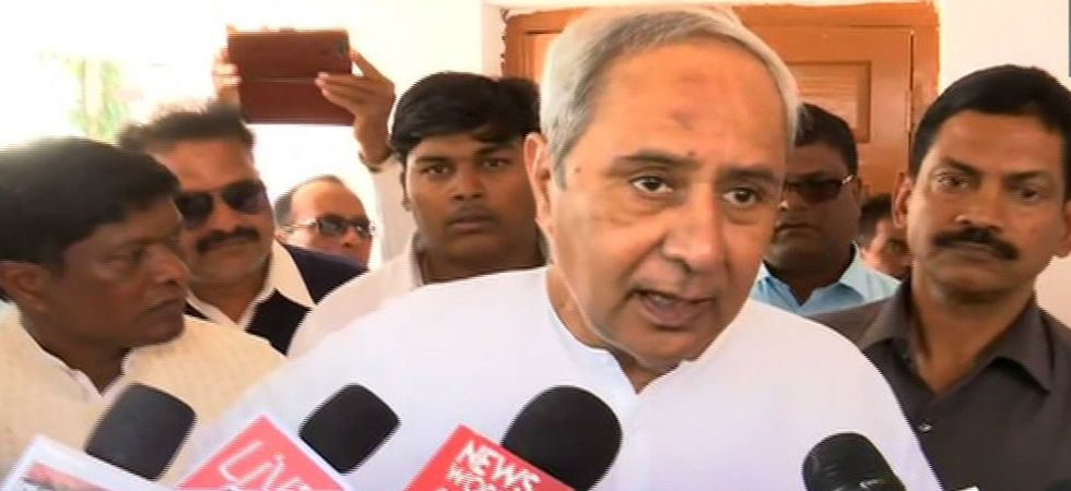 Chief Minister Naveen Patnaik said Harischandra's inclusion in the BJD will strengthen the party. (File Photo: PTI)