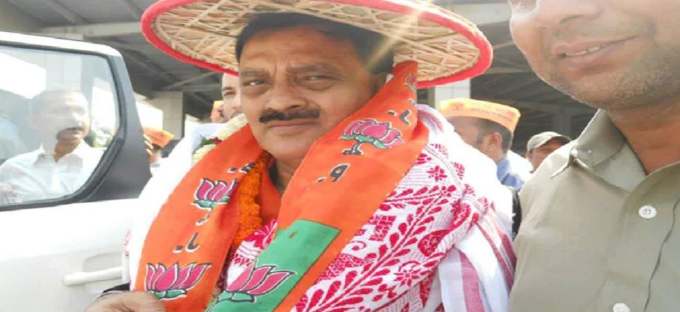 """Sarmah, however, said that he would continue to serve the people of Assam and his constituency """"till the end of his life"""". (Photo: Facebook)"""
