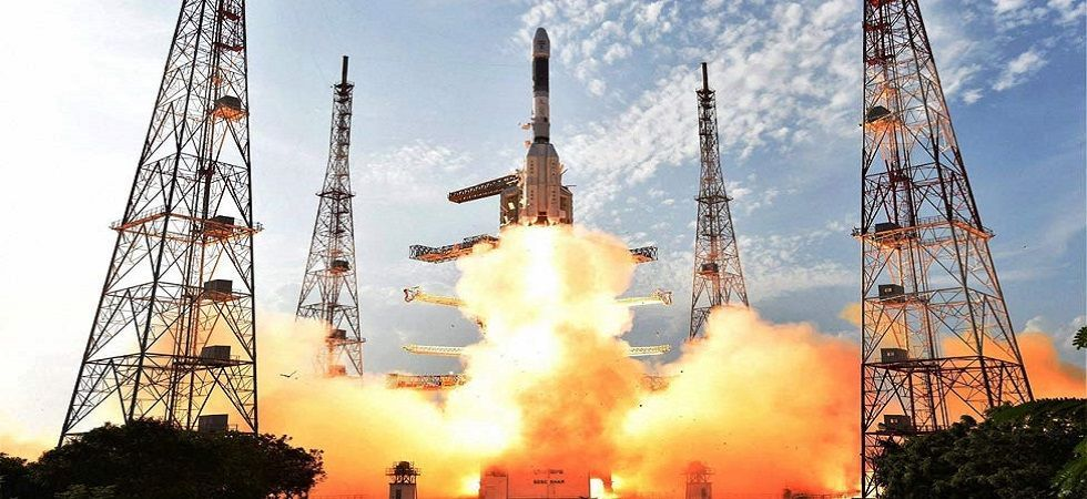 ISRO will launch the PSLV-C45 on April 1, putting 30 satellites, including one for electronic intelligence, in three different orbits (File Photo)