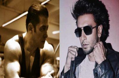 Salman Khan puts Ranveer Singh in the Shah Rukh Khan, Aamir Khan league
