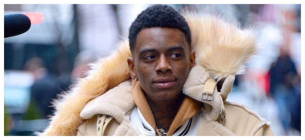 Soulja Boy arrested for probation violation (Photo: Twitter)
