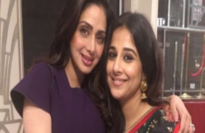 Vidya Balan ready to play Sridevi if her biopic is filmed