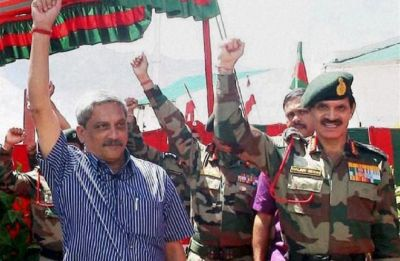 'How's the josh': Why Manohar Parrikar will be remembered for surgical strikes
