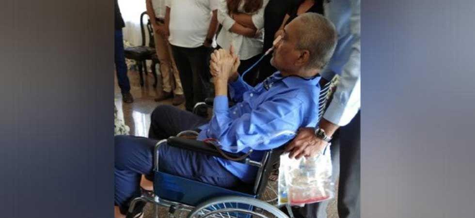 Ailing Goa Chief Minister Manohar Parrikar (ANI Photo)