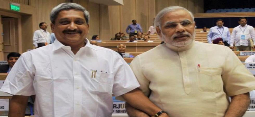 Manohar Parrikar was 'builder of modern Goa', 'unparalleled leader': PM Modi (Photo Source: @narendramodi)