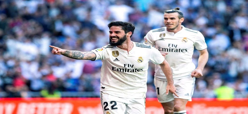 Real Madrid got off to a winning start in Zinedine Zidane's second tenure but Atletico Madrid's loss has put Barcelona closer to the La Liga title. (Image credit: Twitter)