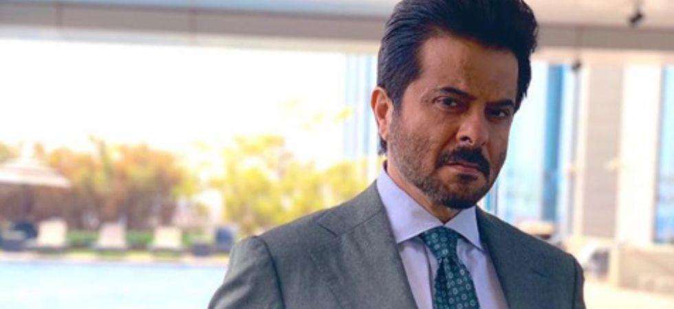 Anil Kapoor will next be seen in Karan Johar's Takht./ Image: Instagram