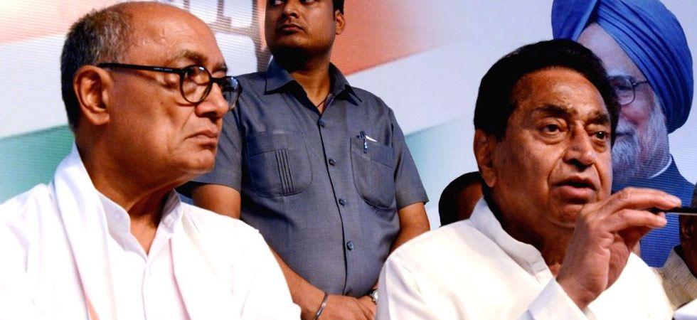Digvijaya Singh and Kamal Nath (File Photo)