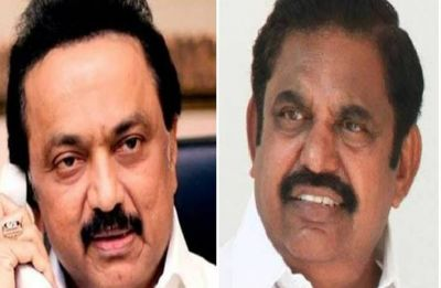 Lok Sabha Elections 2019: Arch-rivals AIADMK, DMK to cross swords in 8 of 39 seats in Tamil Nadu