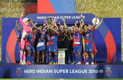 Bengaluru FC clinch maiden ISL football title with win over FC Goa