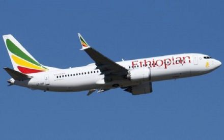 Boeing 'finalising' anti-stall update after Ethiopia 737 Max