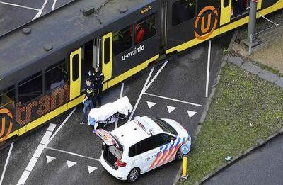 Shooting on Dutch tram leaves three dead, nine injured, suspect arrested