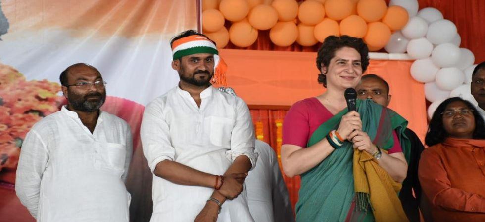 Congress general secretary for Uttar Pradesh-East Priyanka Gandhi Vadra