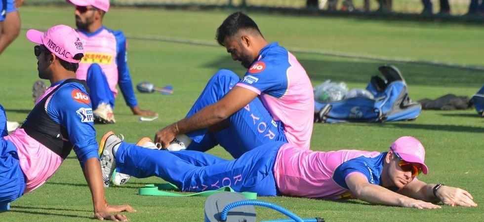 Rajasthan Royals will be up against Kings XI Punjab in their opening game (Image Credit: Twitter)