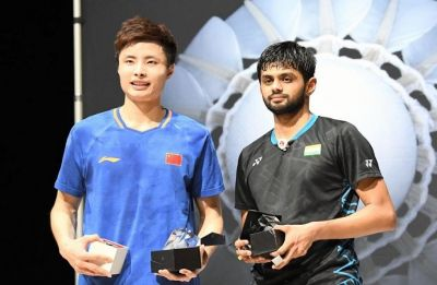 B Sai Praneeth loses in final of Swiss Open Badminton tournament