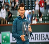 Dominic Thiem denies Roger Federer sixth title at Indian Wells with stunning win
