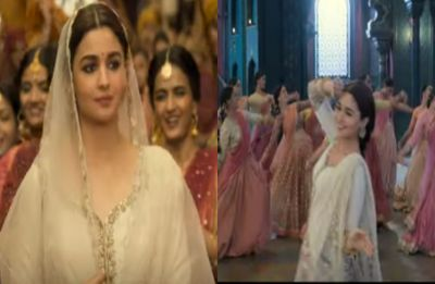 Kalank song Ghar More Pardesiya OUT: Alia Bhatt's classical dance will leave you asking for more