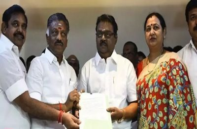 DMDK announces names of candidates for Lok Sabha Elections in Tamil Nadu