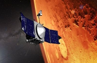 NASA spacecraft explored edges of Martian sea two decades ago