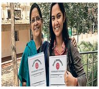 Mother-daughter duo receives PhD degrees from University of Delhi on same day