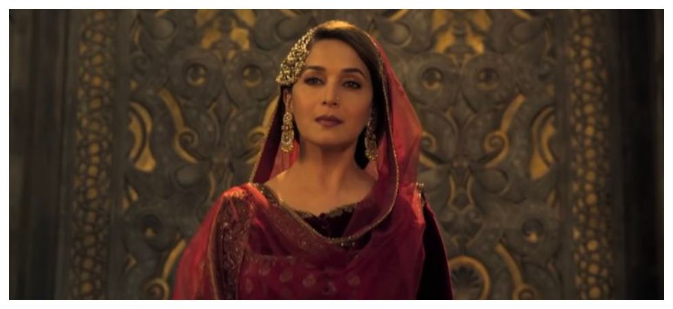 Madhuri Dixit's '15th August' set for March 29 release (Photo: Twitter)