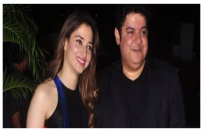 Tamannaah Bhatia comes out in support of Sajid Khan, says ''He never Treated Me in a Bad Way''