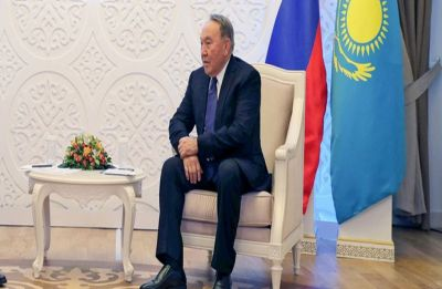 Nursultan Nazarbayev, President of Kazakhstan, resigns after three decades in power