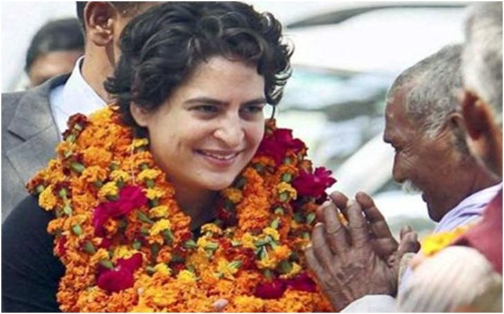 What have you done in last 5 years? Priyanka Gandhi Vadra's terse comeback at BJP's '70 years of inaction' charge