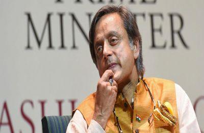 BJP trying to turn Lok Sabha polls into 'khaki election', says Shashi Tharoor