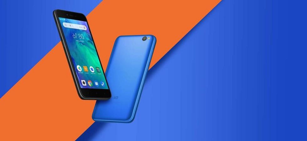 The Xiaomi Redmi Go price in India has been set at Rs 4,499 (Photo: Twitter)