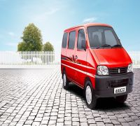 Maruti drives in updated Eeco with additional safety features