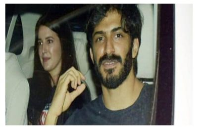 What's cooking, Harshvardhan Kapoor and Isabelle Kaif? Duo spotted together AGAIN